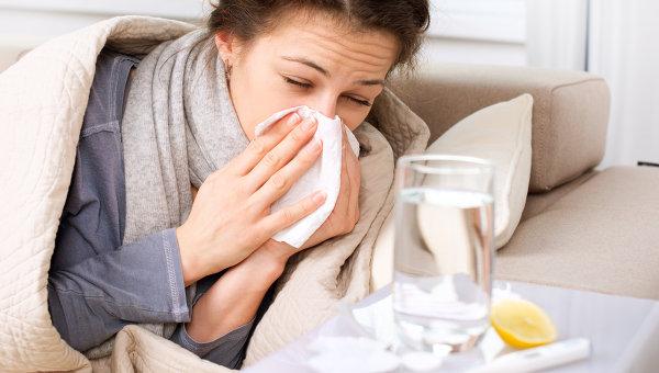 Лечение насморка домашними средствами