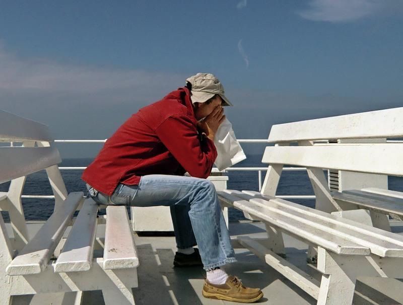 Симптомы и лечение морской болезни