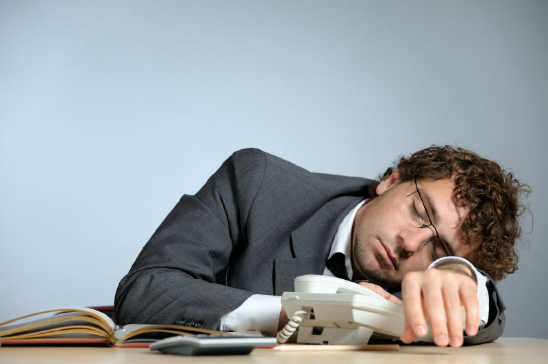 Почему хочется много спать