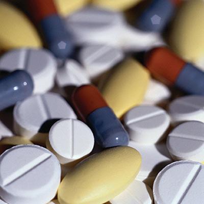 Обезбаливающие Pfizer таблетки