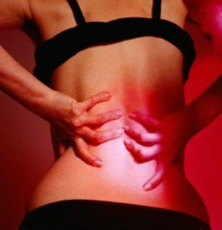 Часто болит спина