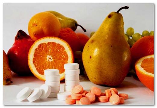 Проявление авитаминоза