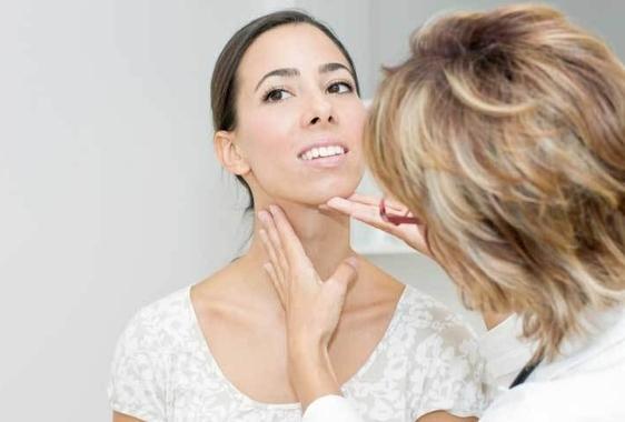 Признаки болезни щитовидной железы